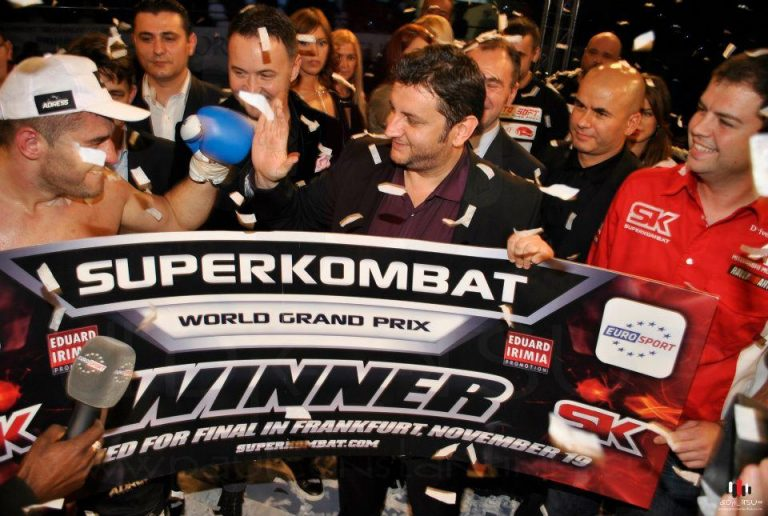 Liverkick's Exclusive Interview with Superkombat President Eduard Irimia