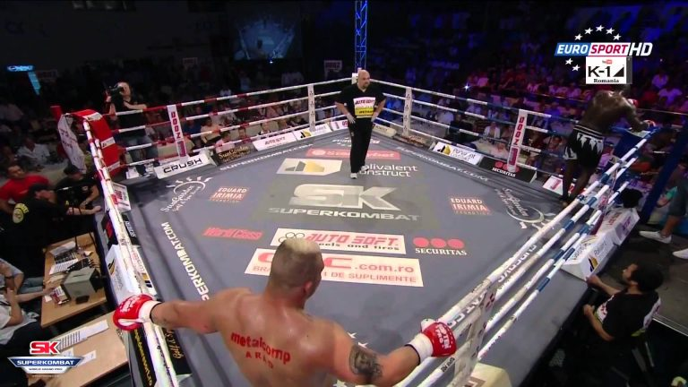 K-1 Announces Agreement With SuperKombat