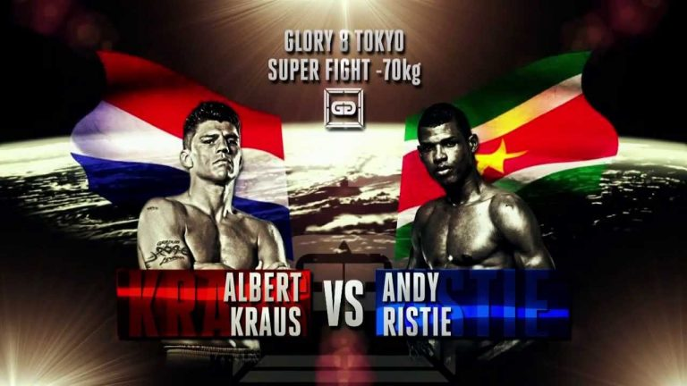 GLORY 8 Tokyo Live Results