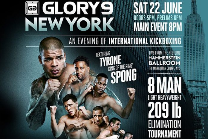 GLORY 9 New York Live Results and Updates
