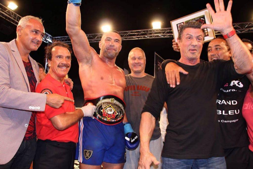 Jerome Le Banner Stops Vitaly Akhramenko in France