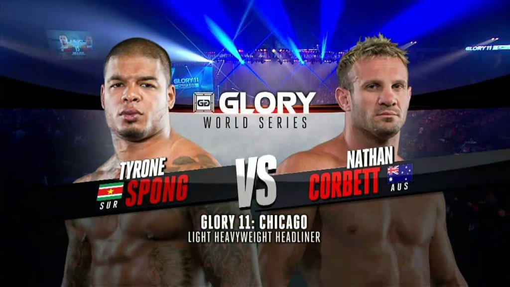 GLORY 11 Full Event Card Announced