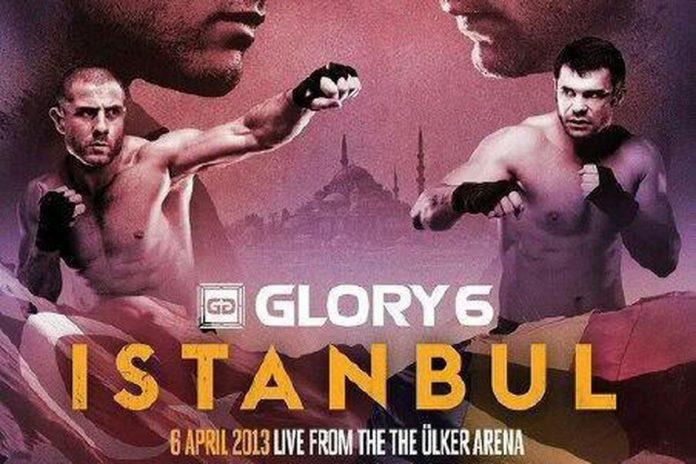 GLORY 6 Istanbul: Daniel Ghita vs. Gokhan Saki, Live Results