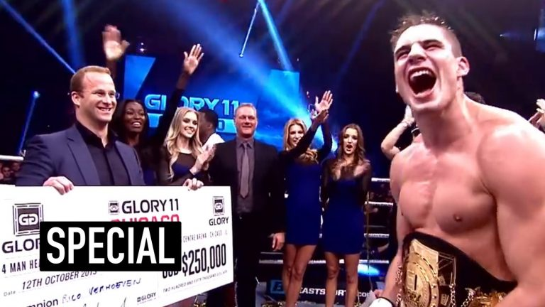 Glory World Series Puts $1 Million USD on the Line in New Tournaments