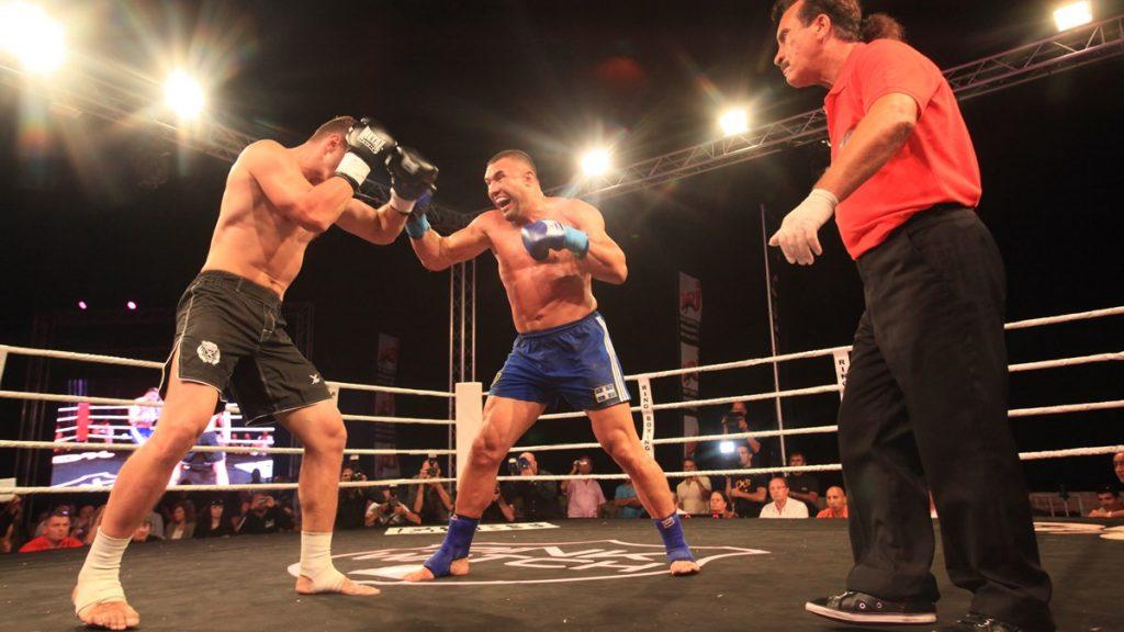 Jerome Le Banner Successful Against Roman Kleibl