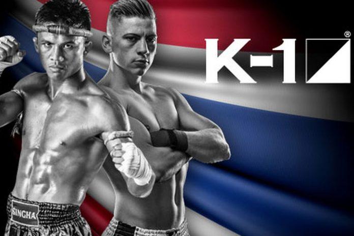 K-1 Postpones World MAX Show in Thailand