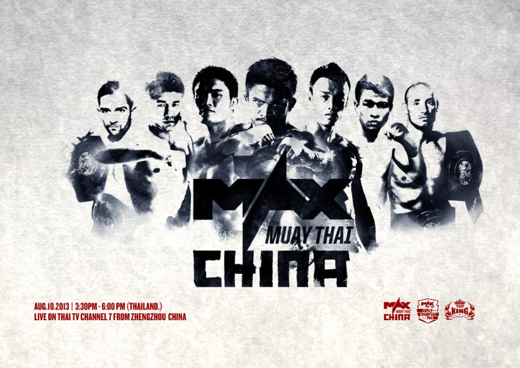 MAX Muay Thai in China: Buakaw Victorious