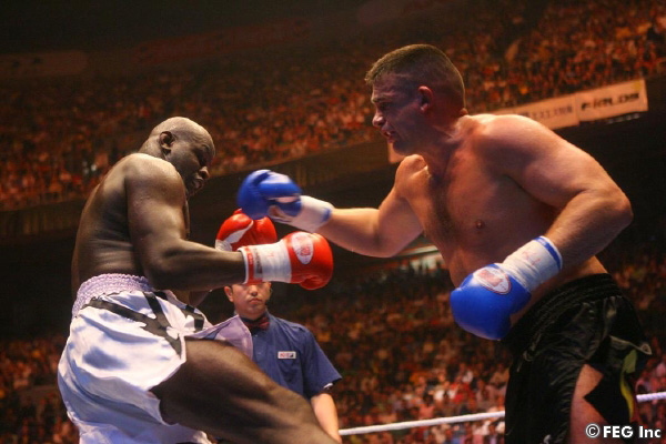 Peter Aerts vs. Ernesto Hoost on October 19th on Osaka