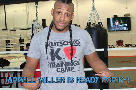 LiverKick Talks With K-1's Jarrell Miller Week 1: The Introduction