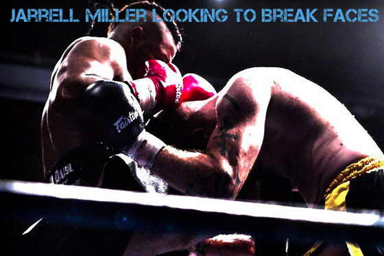 LiverKick Talks With K-1's Jarrell Miller Week 3: Breaking Faces