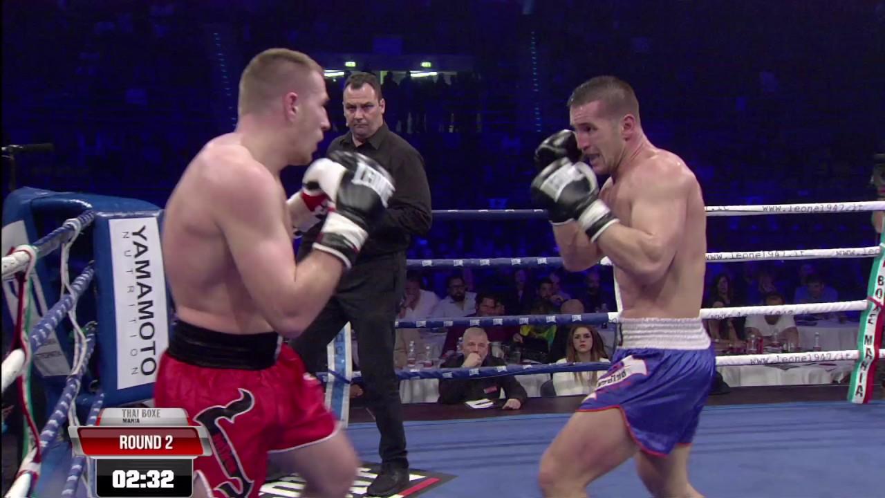 thai boxe mania)