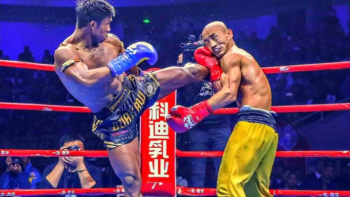 Buakaw Back At Thai Fight Semi Finals Tomorrow