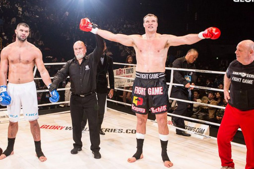 Sem Schilt Retires