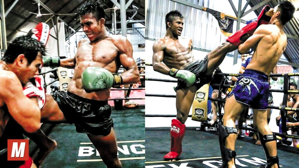 Buakaw Back At Thai Fight On October 23