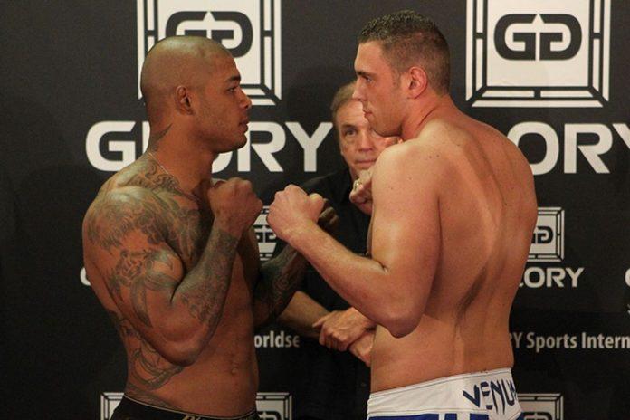 Full Glory 9 NYC Fight Card So Far
