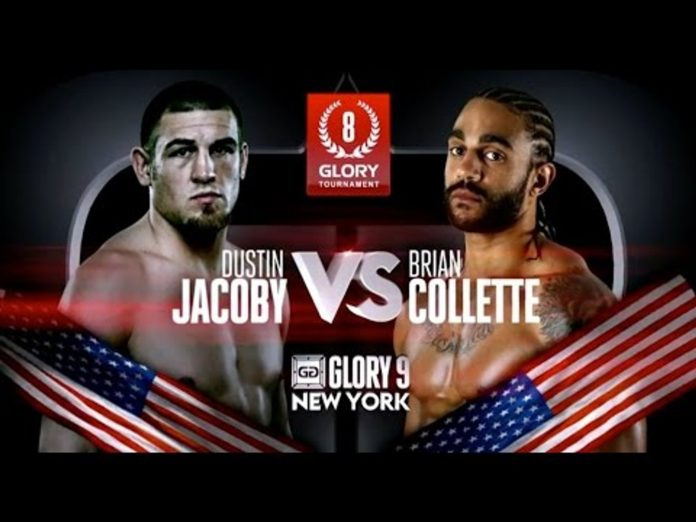 Dustin Jacoby Wins First Road to GLORY USA Tournament