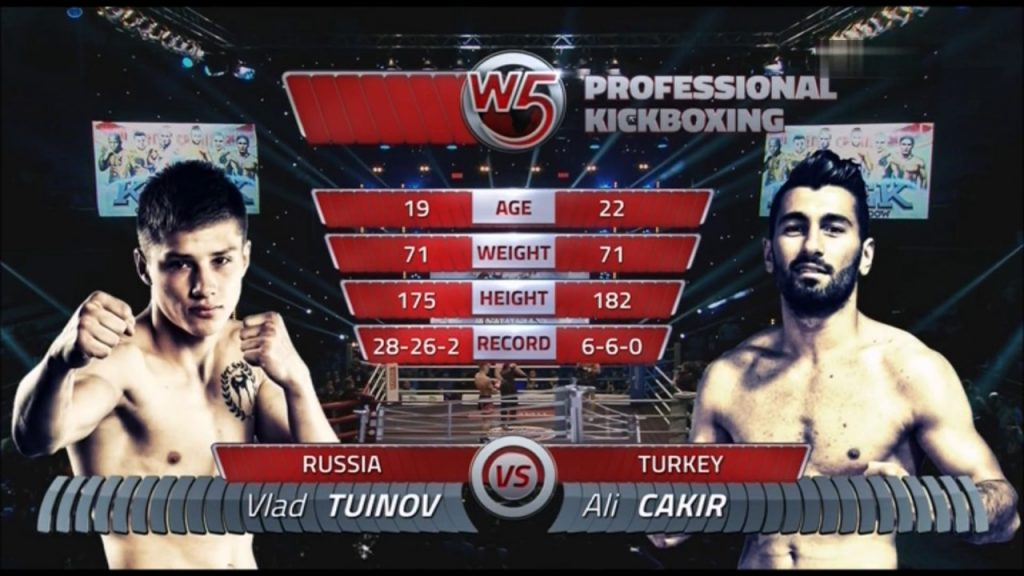 Legend Fighting in Russia Full Results