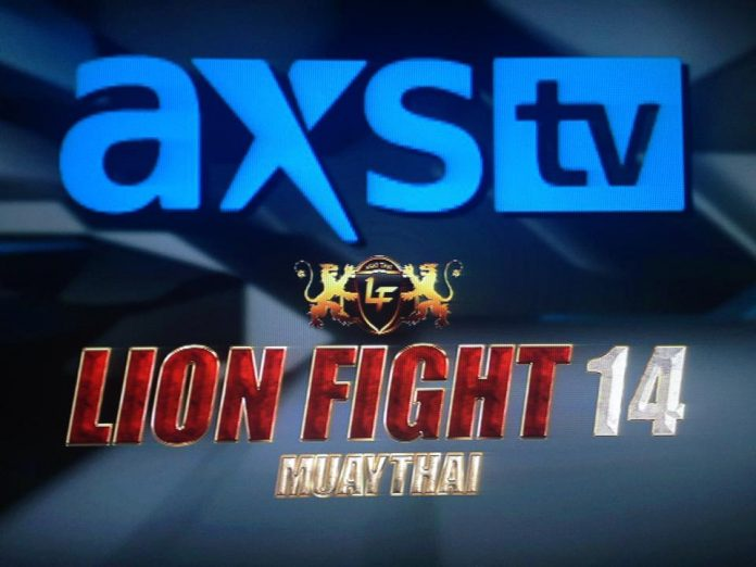 Lion Fight 14 Live Results