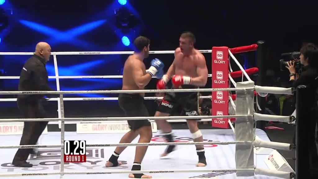 Peter Aerts vs. Jamal Ben Saddik Set for Glory 8 Tokyo