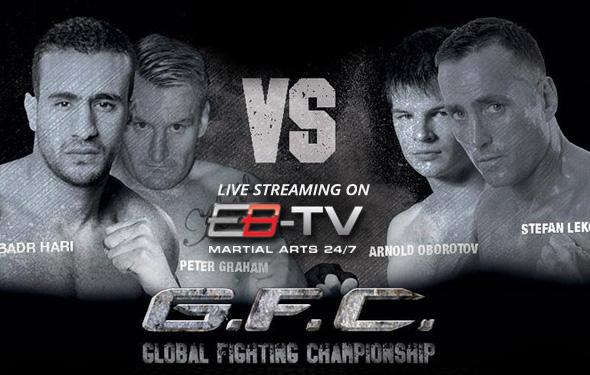 Global FC 3 Immediately Updates Tournament: Badr Hari, Graham, Oborotov and Leko