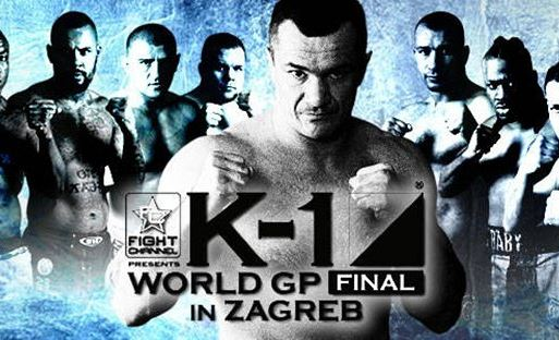 K-1 World Grand Prix 2013 Live Results