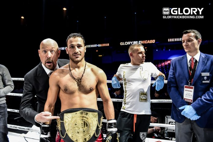 GLORY 59 Amsterdam Live Results