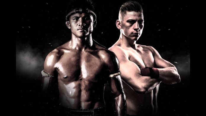 K-1 World MAX 2013 Final 16 Live Results