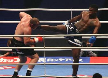 Remy Bonjasky and Fighting for Success