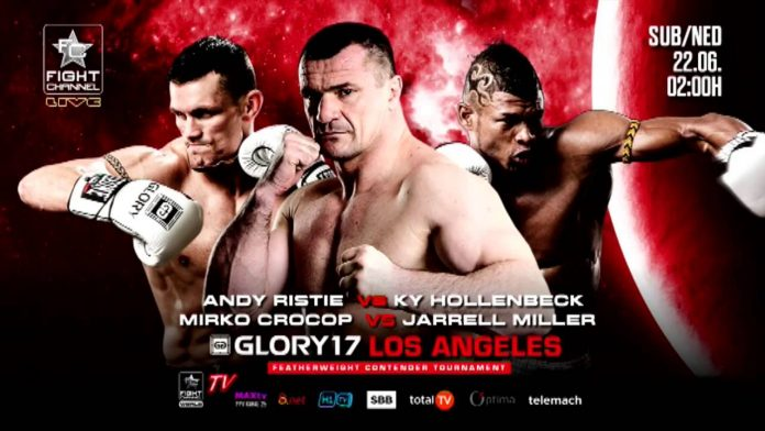 GLORY 17 Los Angeles Featuring PPV Tournament