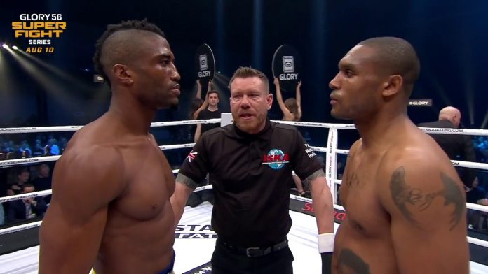 GLORY 56 Results and Live Commentary