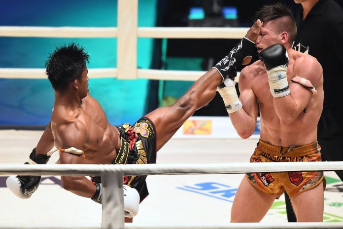 K-1 Brings in Andre Dida, World MAX Finals Gearing Up