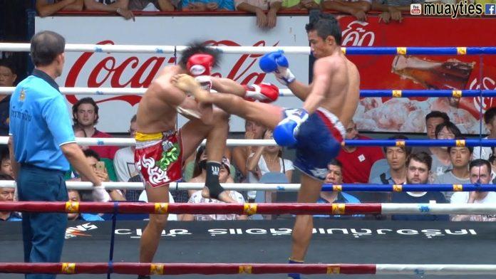 KONGSAK SITBOONMEE THE BEST FIGHTER IN THAILAND