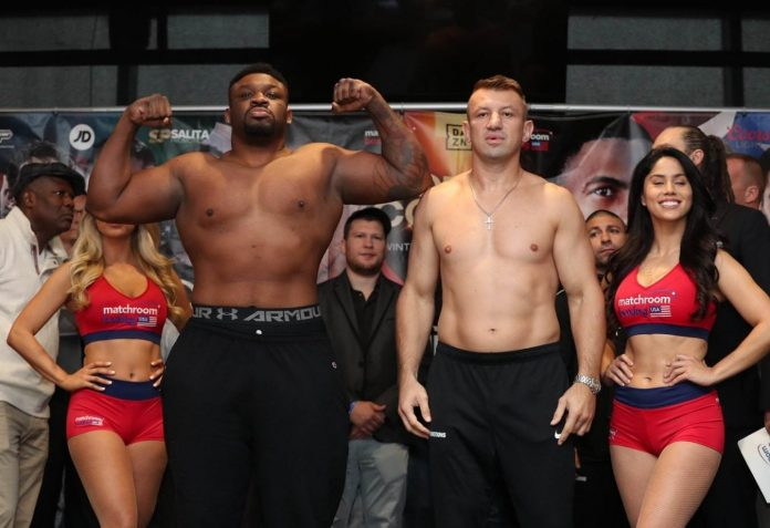 LiverKick Talks With K-1's Jarrell Miller Week 2: Training for His Olympics