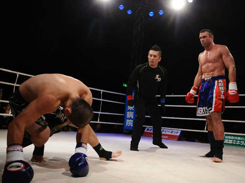 Photo of the Day: Peter Aerts Victorious in Japan