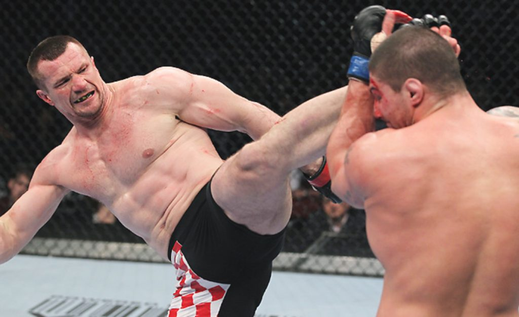 MIRKO CRO COP RETURNS TO KICKBOXING FACES RAY SEFO ON MARCH 10