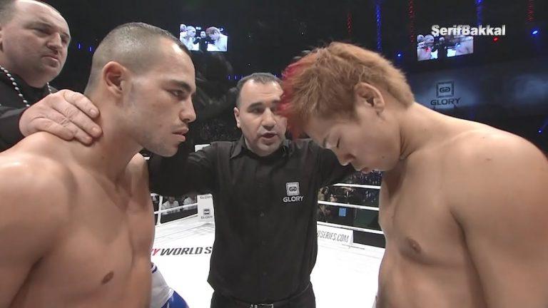 Robin van Roosmalen vs. Yuichiro Nagashima, Jerome Le Banner vs. Koichi Pettas added to DREAM 18/GLORY 4 on NYE