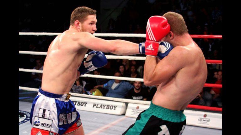 Vladimir Mineev Survives Knockdown, Beats Ali Cenik