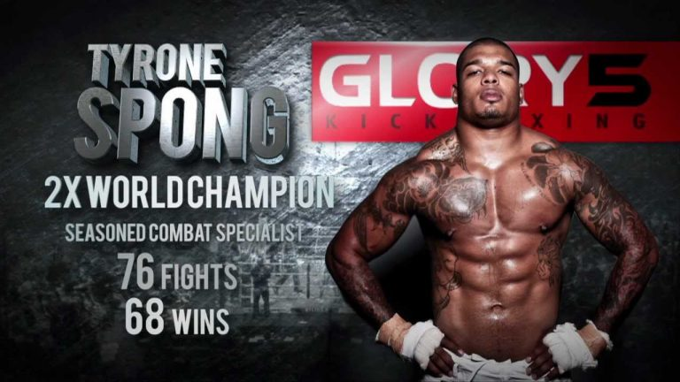 GLORY 5 London Fight Card