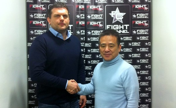 K-1 WGP 2012 Finals in Zagreb on March 15
