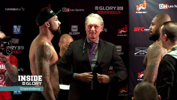 GLORY 2 Brussels Final Fight Card For This Saturday