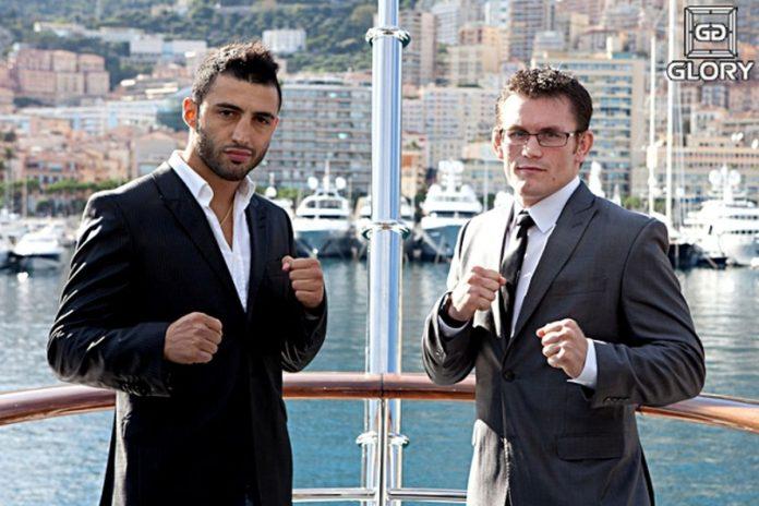 GLORY 3 Rome: Final 8 Matches Set, Petrosyan Fights Hollenbeck