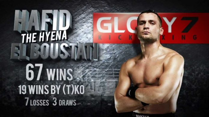 GLORY 7 Milan Fight Card For April 20