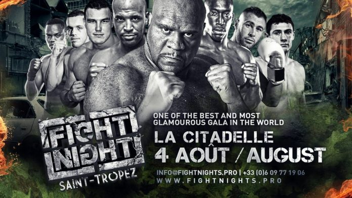 Saint-Tropez Fight Night II set for Aug 4th