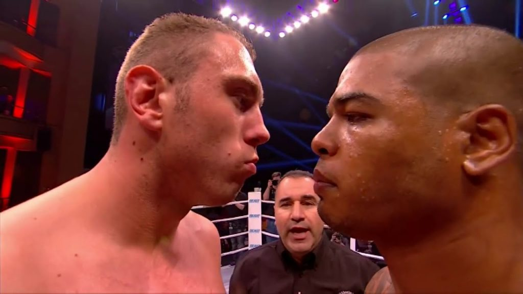 Tyrone Spong Knocks Michael Duut Out in Dramatic Fashion