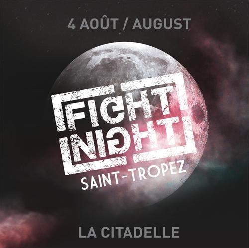 Saint-Tropez Fight Night II set for Aug 4th
