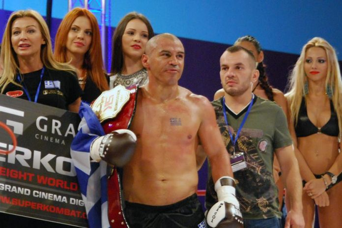 Mike Zambidis Wins at SUPERKOMBAT VIP Edition