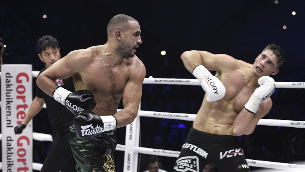 Badr Hari Falls to Zabit Samedov at LEGEND in Russia in Round Two