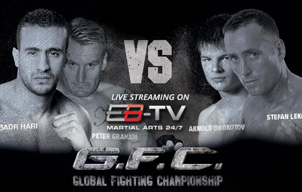 Global FC 3 Immediately Updates Tournament: Badr Hari, Graham, Oborotov and Leko