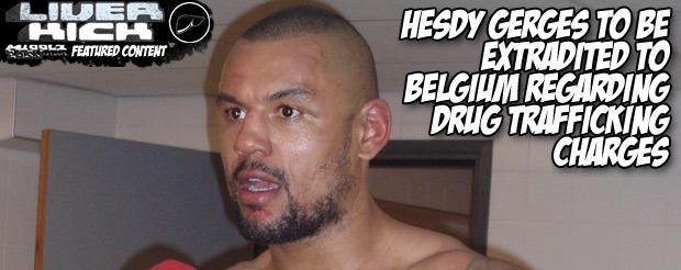 Hesdy Gerges Arrested For Drug Trafficking